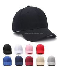 Men/Women Solid Color Baseball /Sports /Hat/Cap , With customized Logo Accept