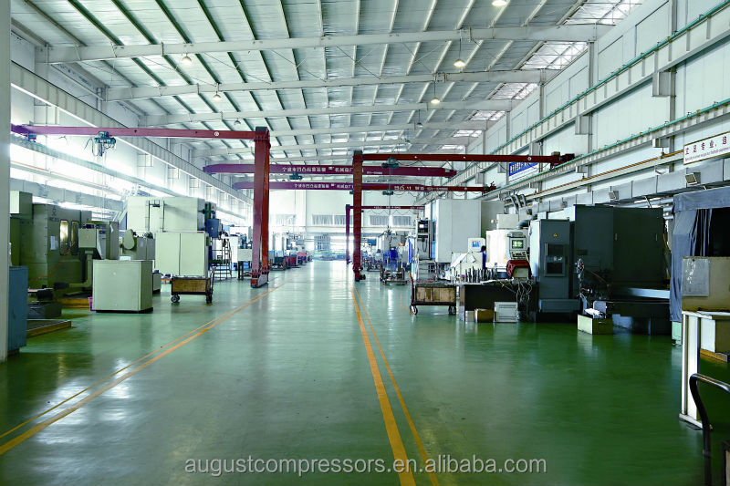 SF250A 250KW/335HP 7 bar AUGUST stationary air cooled screw air compressor price of screw compressor