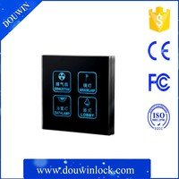 RF remote control smart light switch,dimmer for home automation system