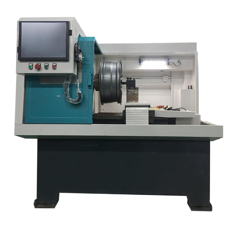 economy refurbish cnc alloy wheels lathe machine made in china