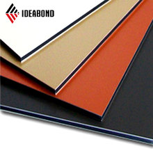 Exterior wall decorative material aluminium plastic composite panel