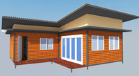 Cheap Modern Prefab House Small Panelized Home Prefabricated Custom Modular Building Design Kit