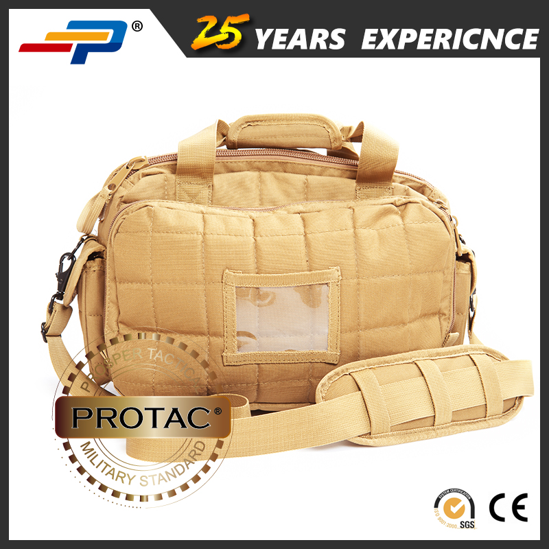 Best Selling Customized Canvas Military Hand Bag