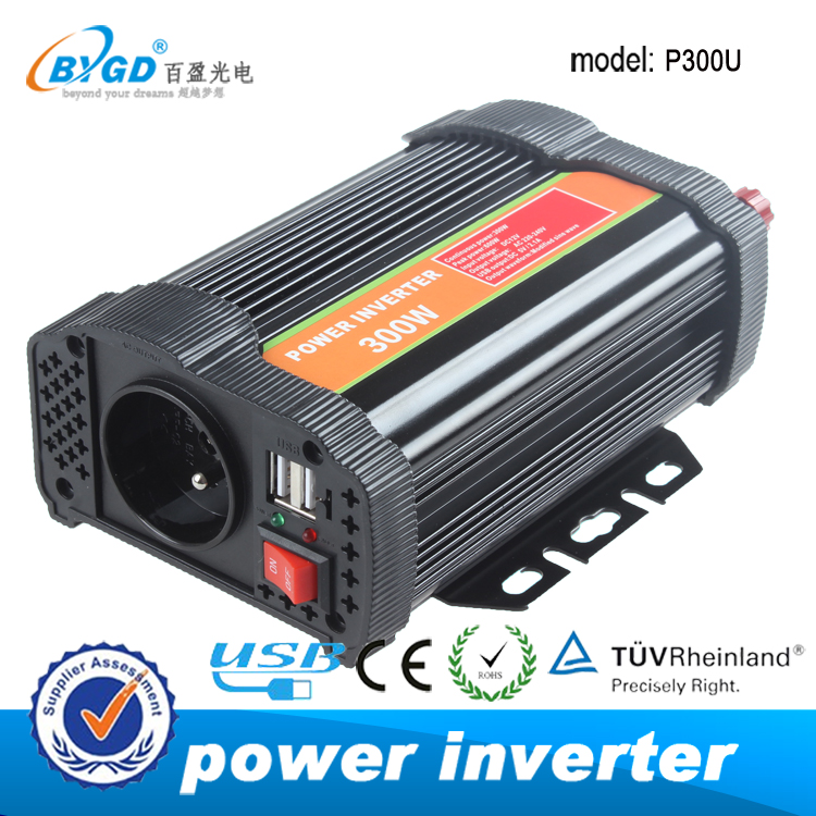 300W 12v 220v home use solar power off grid inverter
