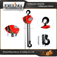 Manual Work wire rope electric chain hoist