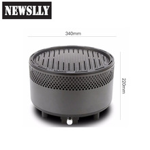 New design Electric Smokeless BBQ Grill Indoor Use Tabletop Grill machine