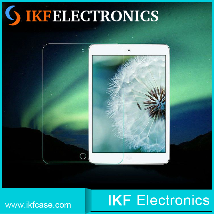 New Arrival!100% fit for IPAD MINI full cover 9H hardness tempered glass screen protector welcome OEM