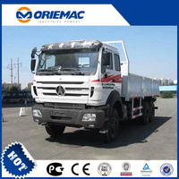 Beiben mini cargo truck ND1165A48J electric cargo truck