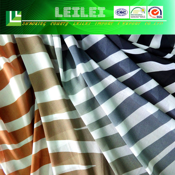 Beautiful Color Gradient Chiffon Fabric For Garment
