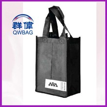 high quality non woven wine bag ,wine tote bag wholesale