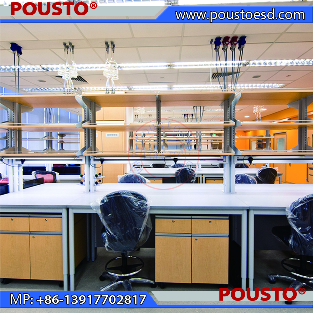 Specialized in modular lab bench 15 years, factory direct sales