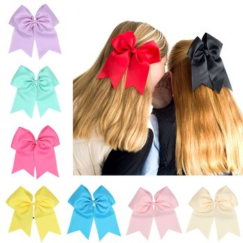 Kids Hair Accessories Girl's Hair Bow Headband Hair Ring