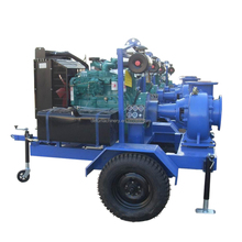 2000 liters per minute irrigation pump for rice land