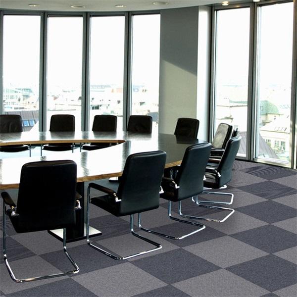 50x50cm jacquard office carpet tiles for flooring buy