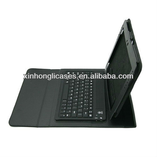 New wireless keyboard case for Samsung galxy note10.1 for samsung N8000 case;