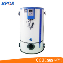 Fire Tube Oil and Gas Hot Water Boiler for Hotel or Swimming Pool Heater