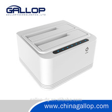 Manufacturer Supplier 8 TB HDD Duplicator clone docking station with cheap price