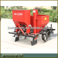 manufacturer tractor two row potato planter