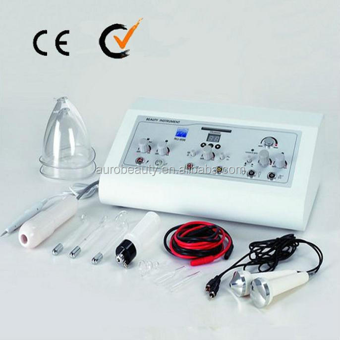 New 6 In 1 Multifunctional Beauty Equipment(Removal Spots, Vacuum, Spray, High Frequency ) AU-606