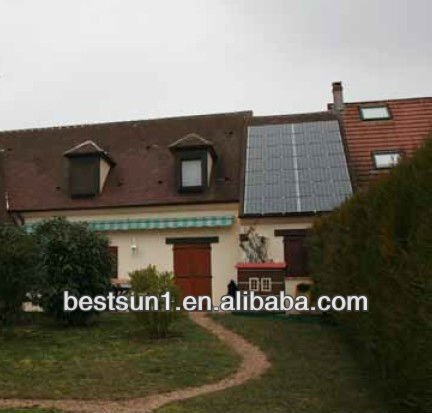 2000w Off-Grid Solar Power System, Stand-alone PV Solar Kit for home Used system, solar system for sun solar power supply system