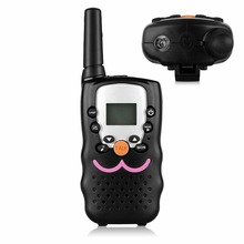 High quality walkie talkie handy type about 100 mile talk range