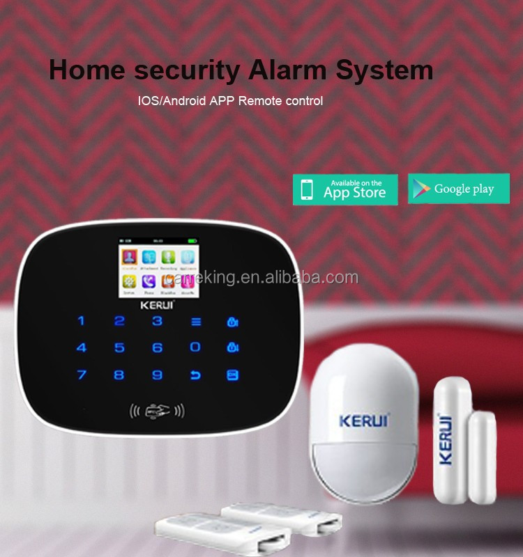 New Smart Home Security <strong>alarm</strong> system GSM <strong>Alarm</strong> System smart home wireless <strong>alarm</strong>