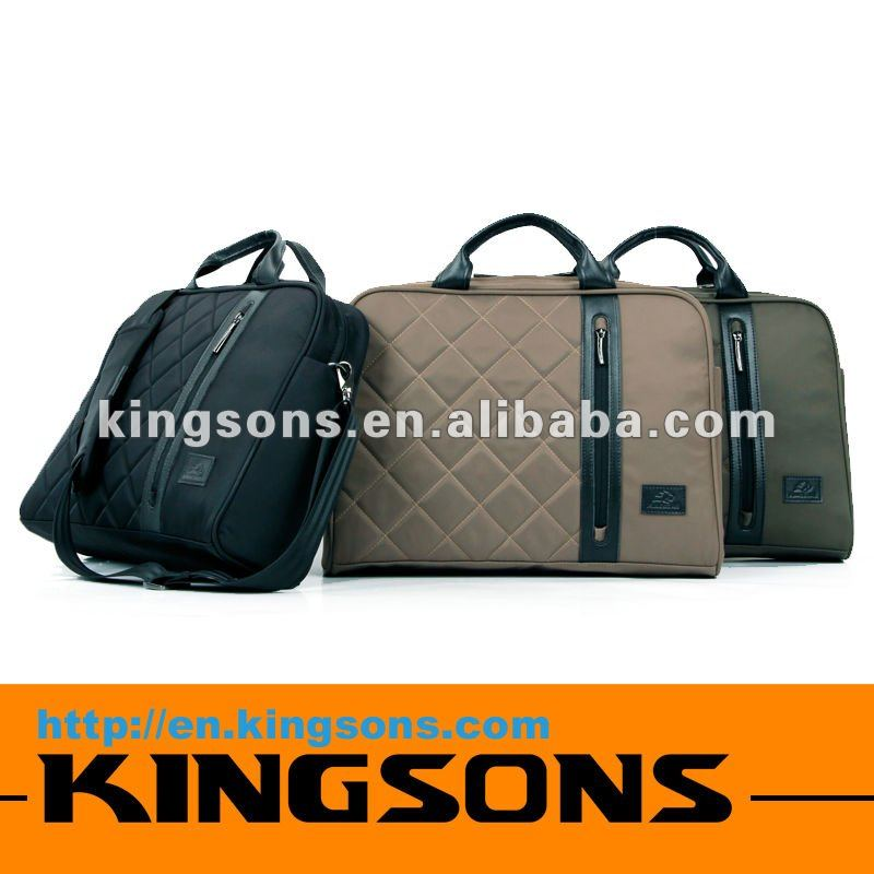 New arrival! Kingsons high quality nylon waterproof and shockproof laptop case