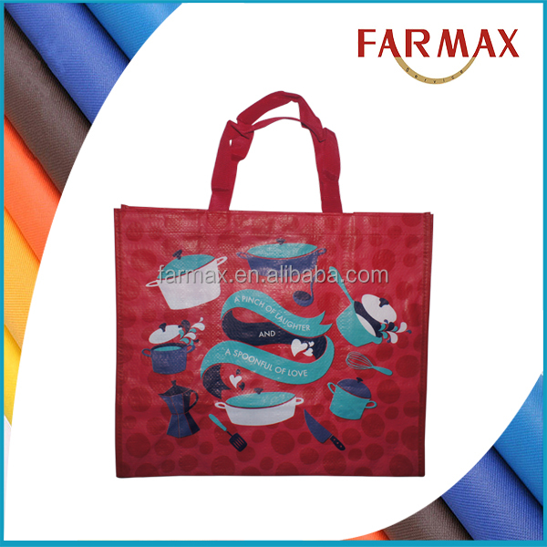 Top quality hot sell pp woven bag shopper