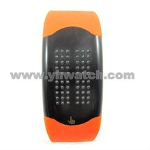 LED Binary watch yonghao factory sell watch LED movt quartz digital watch designer service team wristwatches