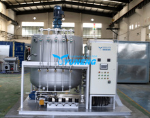 2017 Best Seller Lubricating Oil Blending Plant, Lube Oil Mixing System