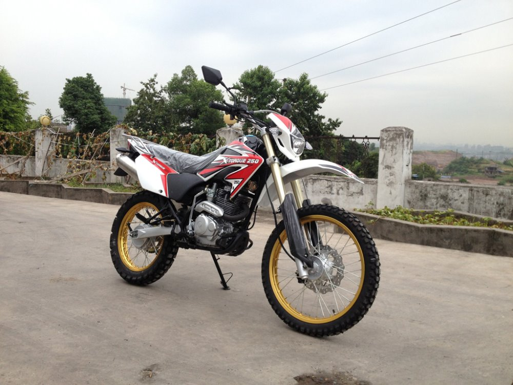 Cheap pioneer new 250cc racing motorcycle HL250GY