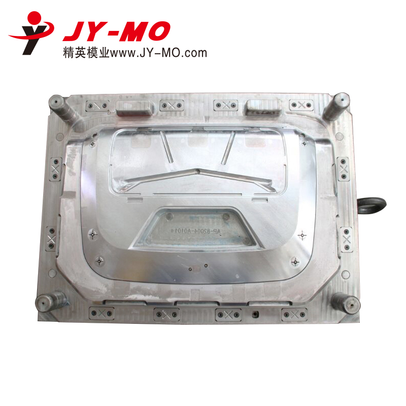 latest design big size air cooler body plastic mould mold