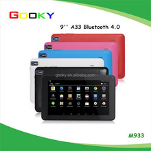Lowest price quad core allwinner a33 android 4.2 9 inch tablet pc smart pad