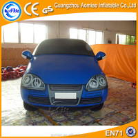 Advertising product new replica inflatable car model wholesale