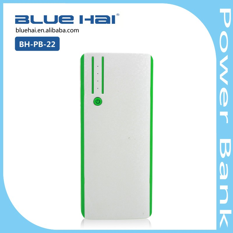 New Arrival Ultrathin Large Capacity 10400mah High Voltage Power Bank