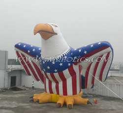 Patriotic Balloon Inflatable Eagle