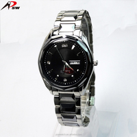 high quality geneva quartz watches stainless steel japan movt watch