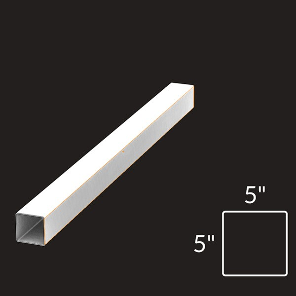 popular used fence PVC post for sale