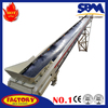 Vertical belt conveyor manufacturers widely used in mining industry