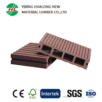 High Quality Lightweight Wood Plastic Composite Board Good Price WPC Decking