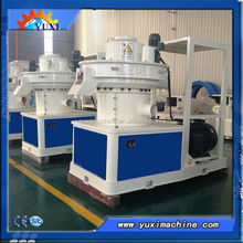 0.2 to 0.8t CE approved industrial and farm Complete mobile pellet plant,small mobile product pellet line