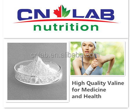 Best Selling Food Additives Valine / L-Valine Powder for Yoghourt