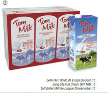 Long Life UHT milk for Ramadan
