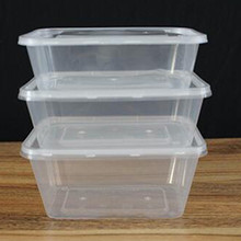 Fast Food Take Away PP Lunch Container / Box