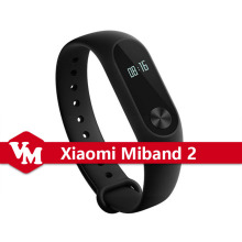 Original Xiaomi Mi Band 2 Miband 2 Fitness Tracker Heart Rate Monitor Bluetooth 4.0 OLED Display Smart Xiaomi Wristband Miband 2