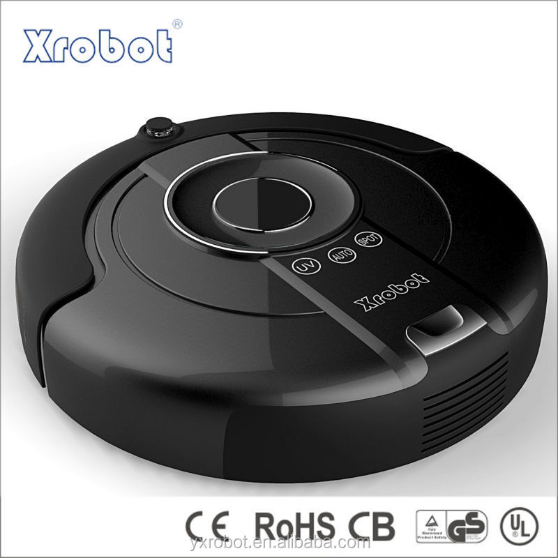 2015 hot mini robot vacuum cleaner with mop