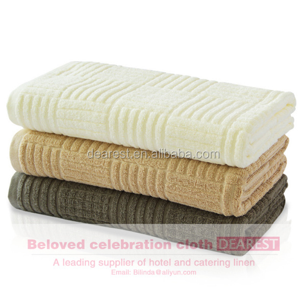 thick 100% cotton white towel wholesale