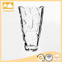 clear textured ornament wholesale clear glass vase wine glass vase wholesale different types glass vase
