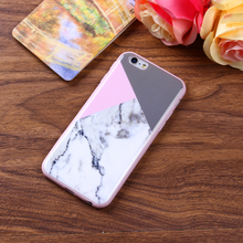 ODM OEM Customized Cell Mobile Smart Phone Marble Common IMD Case For Iphone 5s I Phone 6