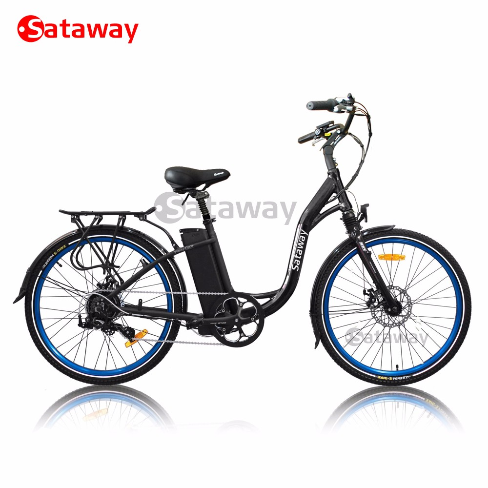 Sataway Most Popular eagle electric bike with pedal assistant